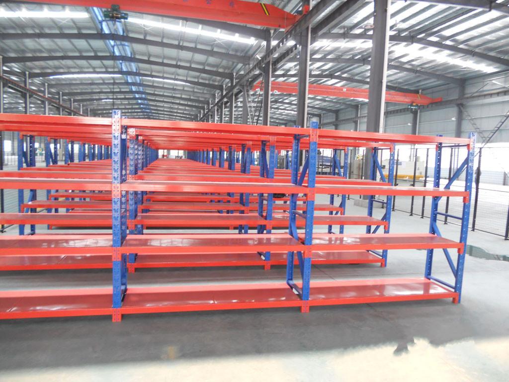 中型货架  层板货架 仓库货架