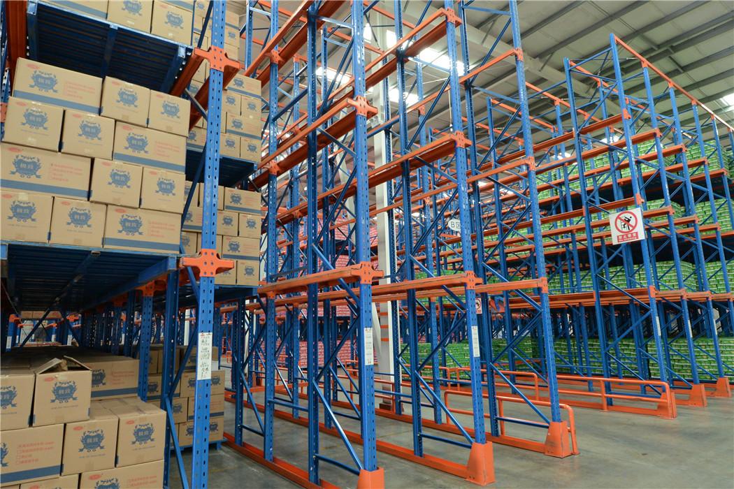 通廊货架  大跨度货架  仓库货架