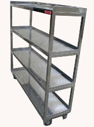 不锈钢层架  中厨不锈钢钢架