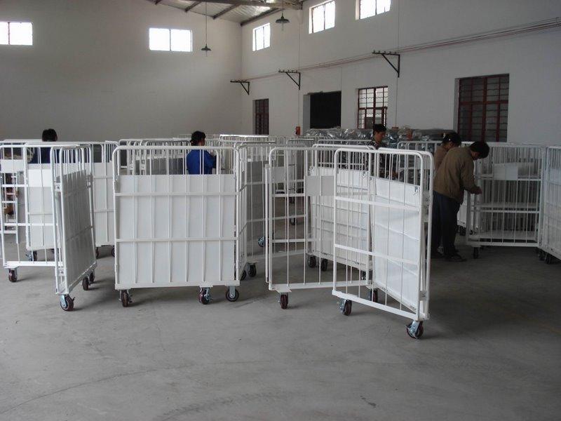 广东物流载货网台车