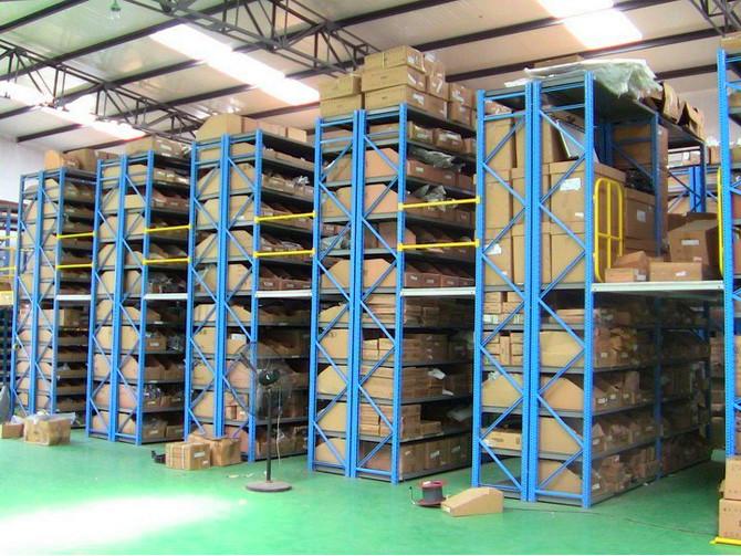 阁楼式二层、三层仓储货架