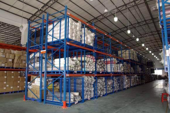 重型卡板式横梁货架 仓库货架