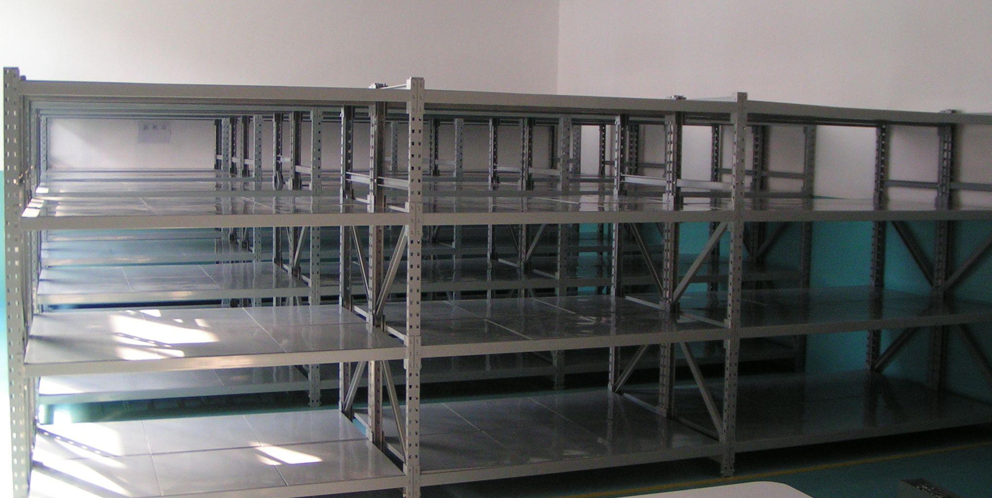 食品冷库仓库用304不锈钢中型货架