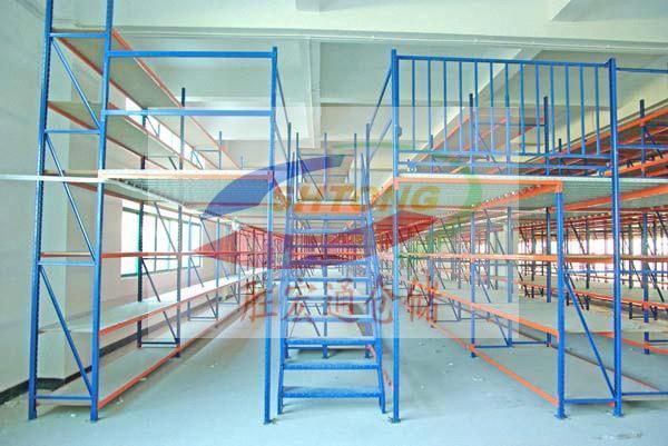 广东重型平台货架定制规划生产厂家